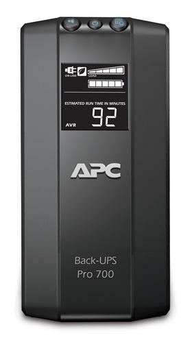 No Break APC Back-UPS Pro BR700G, 450W, 700VA, Entrada 120, Salida 120V