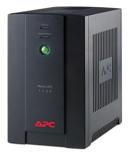 No Break APC Back-UPS BX1100U-LM, 660W, 1100VA, Entrada 120V, Salida 120V