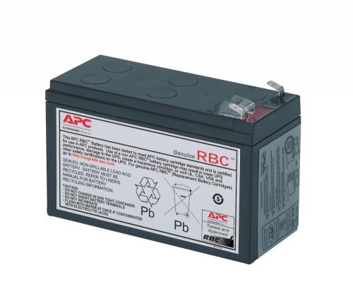 APC Bateria de Reemplazo para UPS Cartucho #17 RBC17