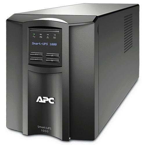 No Break APC Smart-UPS SMT1000, 670W, 1000VA, Entrada 75-154V, Salida 120V