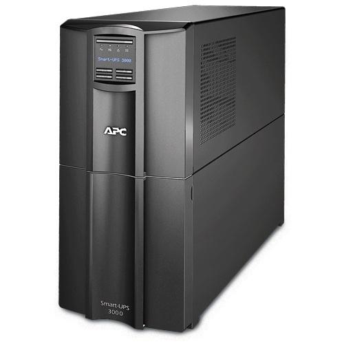 No Break APC Smart-UPS con LCD SMT3000, 2700W, 3000VA, Entrada 120V, Salida 120V