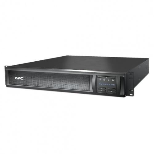 No Break APC Smart-UPS X Line-Interactive, 1200W, 1440VA, Entrada 75V-154V, Salida 120V, 8 Contactos