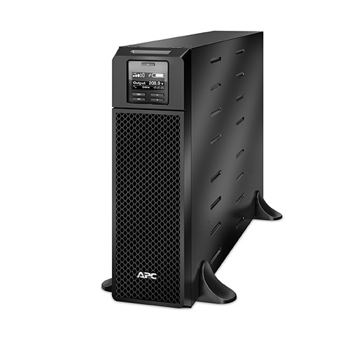 No Break APC Smart-UPS SRT SRT5KXLT, 4250W, 5000VA, Entrada 208V, Salida 208V