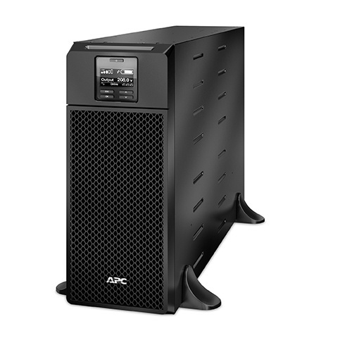 No Break APC Smart-UPS SRT SRT6KXLT, 6000W, 6000VA, Entrada 100-275V, Salida 240V
