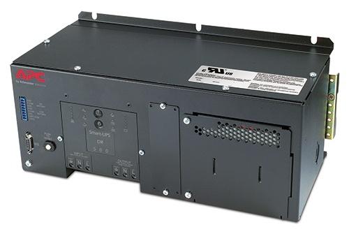 No Break APC SUA500PDR-H con Montaje en Riel Linea Interactiva, 325W, 500VA, Entrada 82 - 144V