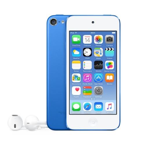 Apple iPod Touch 64GB, 8MP, Apple A8, Bluetooth 4.1, Azul