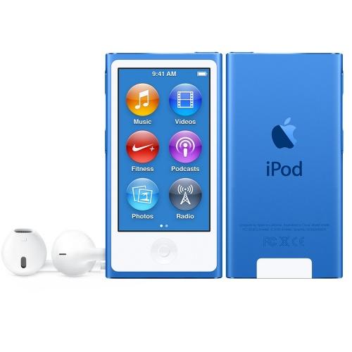 Apple iPod Nano 16GB, Rosa (Septiembre 2015)