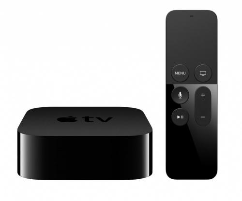 Apple TV MLNC2E/A, A8, 64GB, Bluetooth 4.0, HDMI, Negro