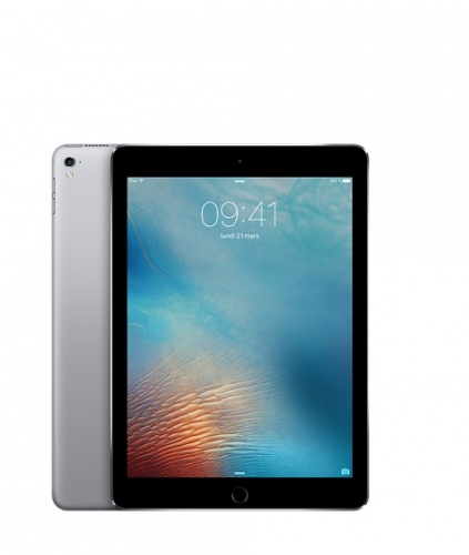 Apple iPad Pro 9.7'', 32GB, 2048 x 1536 Pixeles, iOS 9, WiFi + Cellular, Bluetooth 4.2, Space Gray