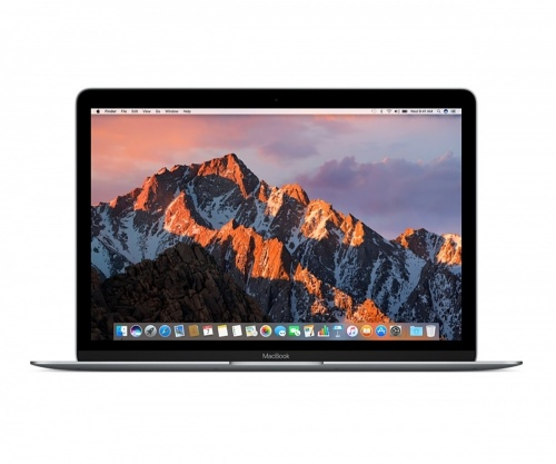 "Apple MacBook Retina MNYF2E/A 12"", Intel Core m3 1.20GHz, 8GB, 256GB SSD, Mac OS Sierra, Space Gray (Agosto 2017)"