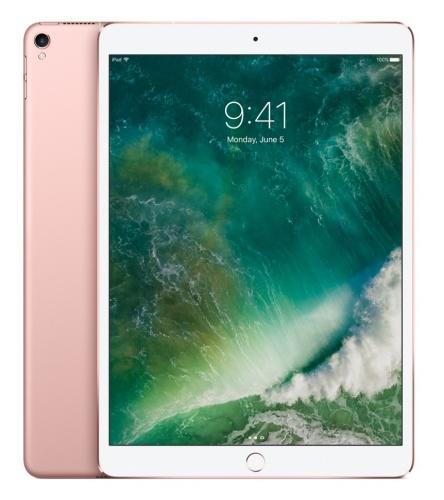 Apple Ipad Pro Retina 10.5'', 512GB, 2224 x 1668 Pixeles, iOS 10, WiFi, Bluetooth 4.2, Oro/Rosado