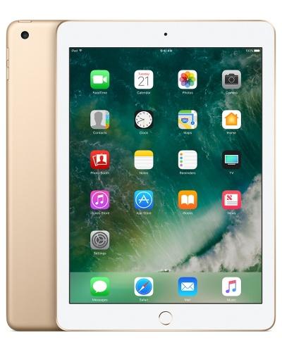 Apple iPad Retina 9.7'', 128GB, 2048 x 1536 Pixeles, iOS 10, WiFi, Bluetooth 4.2, Oro (Agosto 2017)