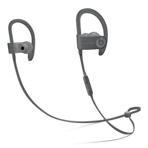 Beats by Dr. Dre Audífonos Intrauriculares Powerbeats3, Inalámbrico, Bluetooth, Gris