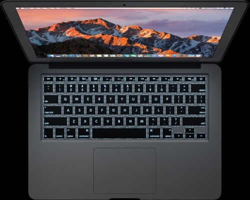 Apple Macbook Air Mqd32e A 13 3 Core I5 128gb Plata Mqd32e A