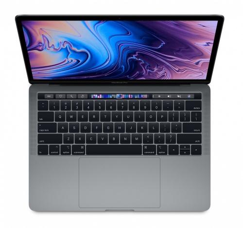 Apple MacBook Pro Retina MR9R2E/A 13.3'', Intel Core i5 2.30GHz, 8GB, 512GB, macOS Mojave, Gris Espacial (Julio 2018)