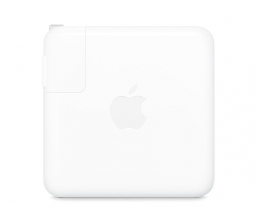 Apple Adaptador de Corriente 61W, Blanco