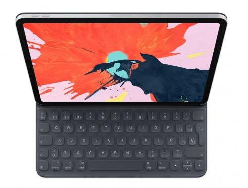 Apple Funda con Teclado para iPad Pro 11'', Negro