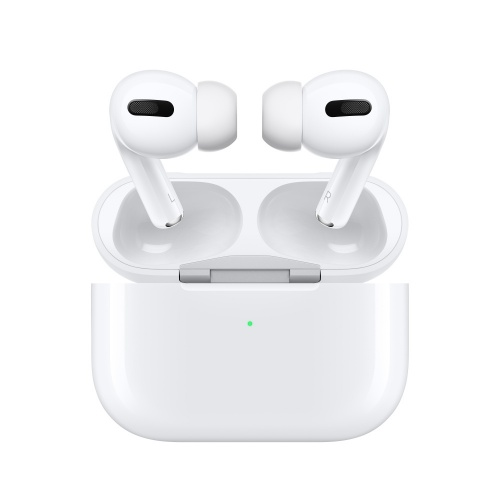 Apple AirPods Pro, Inalámbrico, Bluetooth, Blanco - incluye Estuche de Carga Inalámbrica