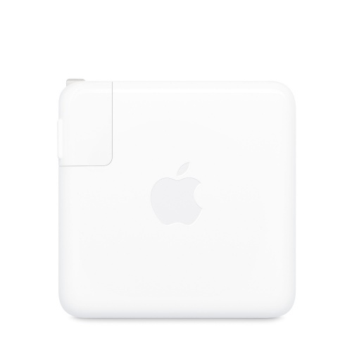 Apple Adaptador de Corriente 96W, Blanco