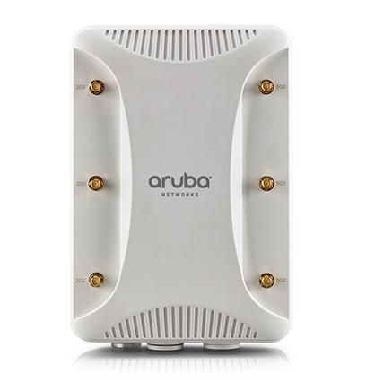 Access Point Aruba IAP-228, 1300 Mbit/s, 2x RJ-45, 2.4/5GHz, Blanco