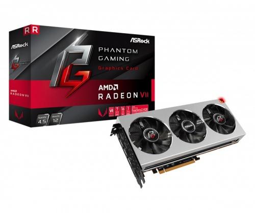 Tarjeta de Video ASRock AMD Radeon VII Gaming, 16GB 4096-bit HBM2, PCI Express x16 3.0 ― ¡Compra y recibe 3 meses de Xbox Game Pass para PC! (un código por cliente)