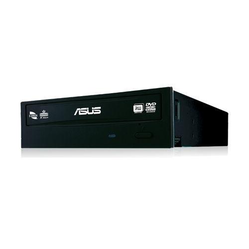 ASUS DRW-24F1ST Quemador de DVD, DVD-R 24x / CD-RW 40x, SATA, Interno, Negro