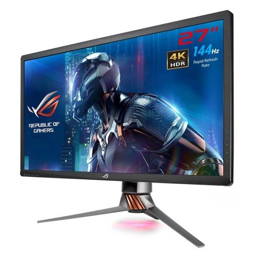 Monitor Gamer ASUS ROG Swift PG27UQ LED 27'', 4K Ultra HD, WideScreen, G-Sync, 144Hz, HDMI, Negro