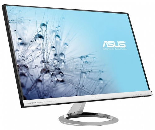 Monitor ASUS MX279H LED 27'', Full HD, Widescreen, HDMI, Bocinas Integradas (2 x 3W), Negro/Plata