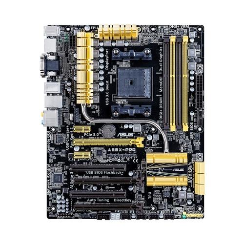 Tarjeta Madre ASUS ATX A88X-PRO, S-FM2+, AMD A88X, HDMI, 64GB DDR3, para AMD