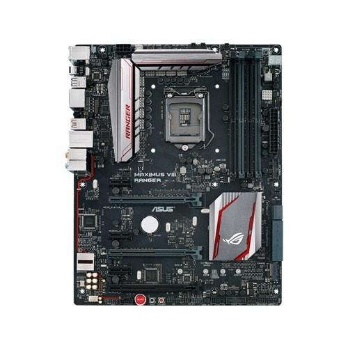 Tarjeta Madre ASUS ATX Maximus VIII Ranger, S-1151, Intel Z170, HDMI, 64GB DDR4, para Intel ― Requiere Actualización de BIOS para trabajar con Procesadores de 7ma Generación