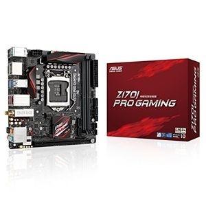 Tarjeta Madre ASUS mini ITX ROG Maximus VIII Impact, S-1151, Intel Z170, 32GB DDR4, para Intel ― Requiere Actualización de BIOS para trabajar con Procesadores de 7ma Generación