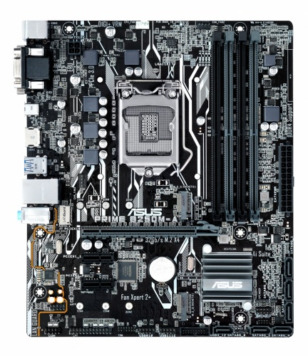 Tarjeta Madre ASUS micro ATX PRIME B250M-A, S-1151, Intel B250, HDMI, 64GB DDR4 para Intel