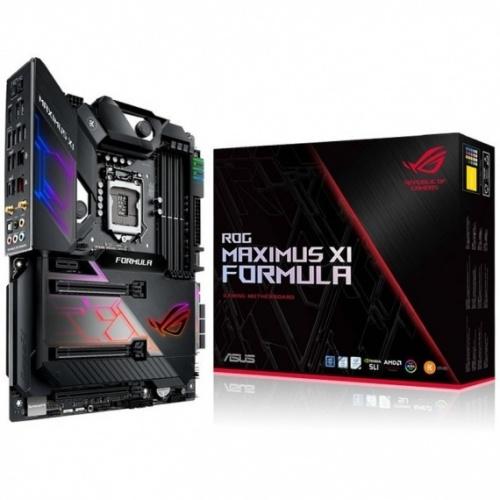 Tarjeta Madre ASUS ATX ROG MAXIMUS XI FORMULA, S-1151, Intel Z390, HDMI, 64GB DDR4 para Intel ― Compatibles solo con 8va & 9va Generación