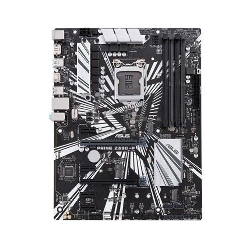 Tarjeta Madre ASUS ATX PRIME Z390-P, S-1151, Intel Z390, HDMI, 64GB DDR4 para Intel ― Compatibles solo con 8va y/o  9va Generación (Revisar modelos aplicables)
