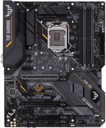 Tarjeta Madre ASUS ATX TUF Z390-PRO GAMING, S-1151, Intel Z390, HDMI, 64GB DDR4 para Intel