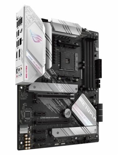 Tarjeta Madre ASUS ATX ROG STRIX B550-A GAMING, S-AM4, AMD B550, HDMI, 128GB DDR4 para Intel