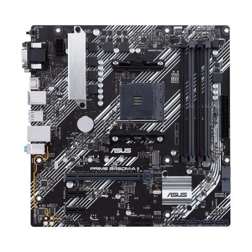 Tarjeta Madre ASUS Micro ATX PRIME B450M-A II, S-AM4, AMD B450, HDMI, 128GB DDR4 para AMD