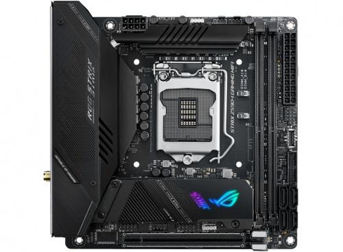 Tarjeta Madre ASUS Mini ITX ROG STRIX Z590-I GAMING WIFI, LGA 1200, Intel Z590, HDMI, 64GB DDR4 para Intel