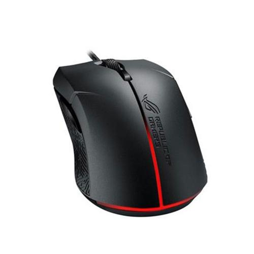 Mouse Gamer ASUS Óptico ROG Strix Evolve, Alámbrico, USB, 7200DPI, Negro