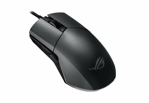 Mouse Gamer ASUS Óptico ROG Pugio, Alámbrico, USB, 7200DPI, Negro
