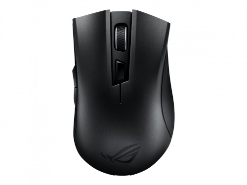 Mouse Gamer ASUS Óptico ROG Strix Carry, Inalámbrico, Bluetooth, 7200DPI, Negro