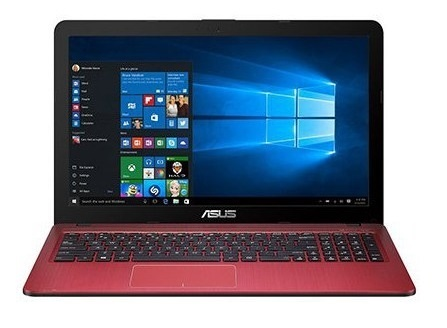 Laptop ASUS VivoBook Max X441NA-GA015T 14'', Intel Celeron N3350 1.10GHz, 4GB, 500GB, Windows 10 64-bit, Rojo