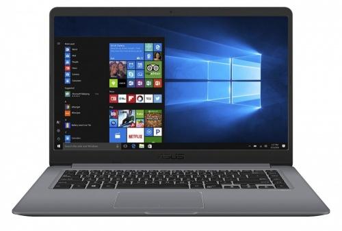 """Laptop ASUS F510UA-BR850T 15.6"""", Intel Core i5-8250U 1.60GHz, 8GB, 1TB, Windows 10 64-bit, Gris ― ¡Compra y recibe de regalo mochila y mouse con valor mayor a $500!"""