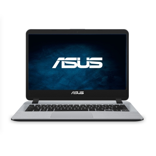 Laptop ASUS A407MA-BV044T 14'' HD, Intel Celeron N4000 1.10GHz, 4GB, 500GB, Windows 10 Home 64-bit, Gris
