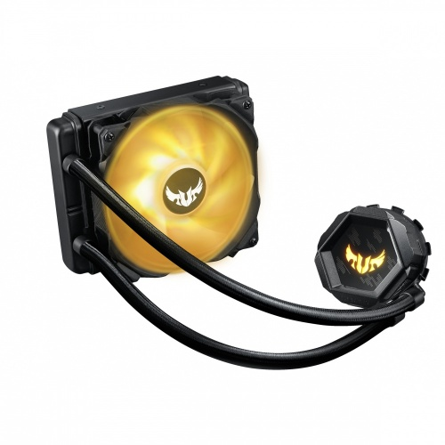 ASUS TUF Gaming LC 120 RGB Enfriamiento Líquido para CPU, 1x 120mm, 800-2000RPM