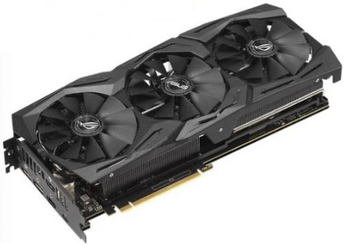 Tarjeta de Video ASUS NVIDIA GeForce RTX 2070 ROG Strix Gaming OC, 8GB 256-bit GDDR6, PCI Express 3.0 ― ¡Compra y recibe 1 juego GRATIS! (a elegir entre Battlefield V o Anthem)