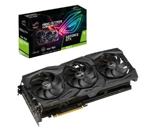 Tarjeta de Video ASUS NVIDIA GeForce GTX 1660 Ti ROG Strix Gaming Advanced Edition, 6GB 192-bit GDDR6, PCI Express 3.0