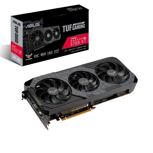 Tarjeta de Video ASUS TUF AMD Radeon RX 5700 XT Gaming X3 Evo, 8GB 256-bit GDDR6, PCI Express x16 4.0