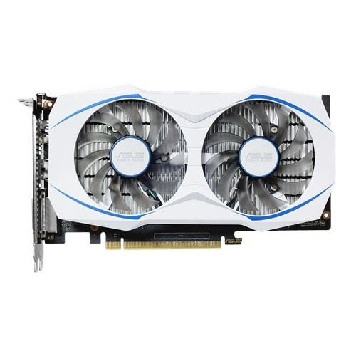 Tarjeta de Video Asus NVIDIA GeForce GTX 1050 Dual OC, 2GB 128-bit GDDR5, PCI Express 3.0
