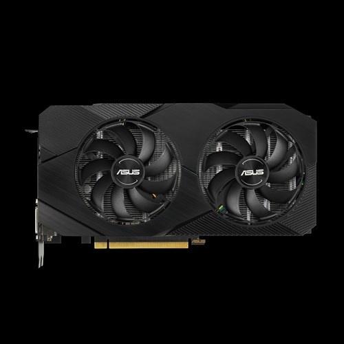 Tarjeta de Video ASUS NVIDIA GeForce RTX 2060 Dual OC EVO, 6GB 192-bit GDDR6, PCI Express 3.0
